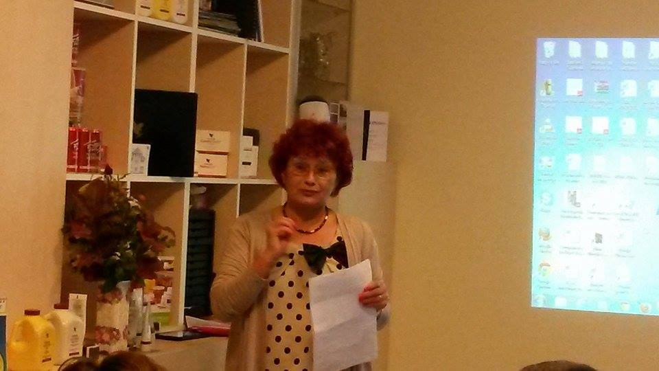 oradea szabo eva forever living products romania
