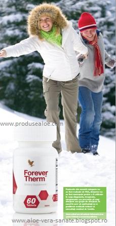 vitamine pentru iarna suplimente nutrive forever living noul FOREVER THERM