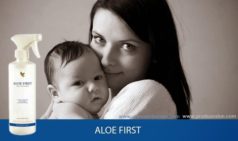 Aloe First Spray Forever Living Spray aloe trusa de prim ajutor