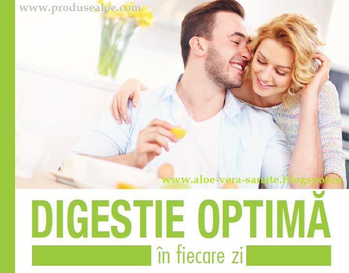 digestie optima prebiotice probiotice forever romania