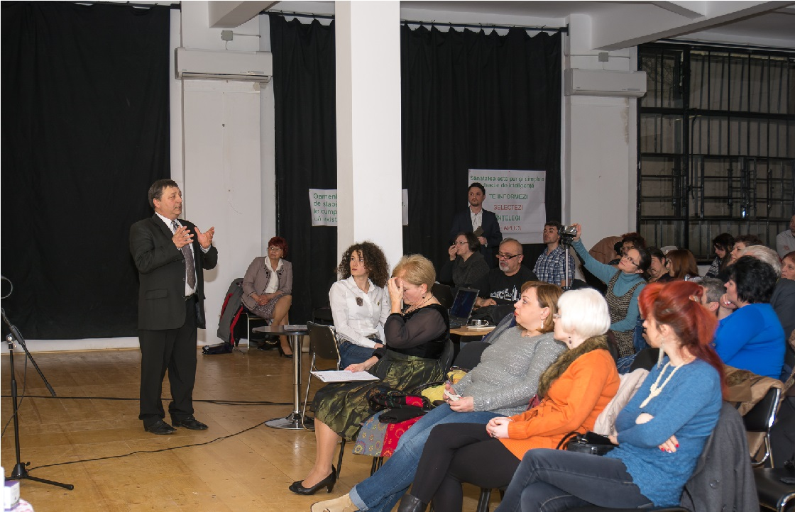 WOW Seminar Oradea Dezvoltare personala si Sanatate Filip Gheorghe Forever