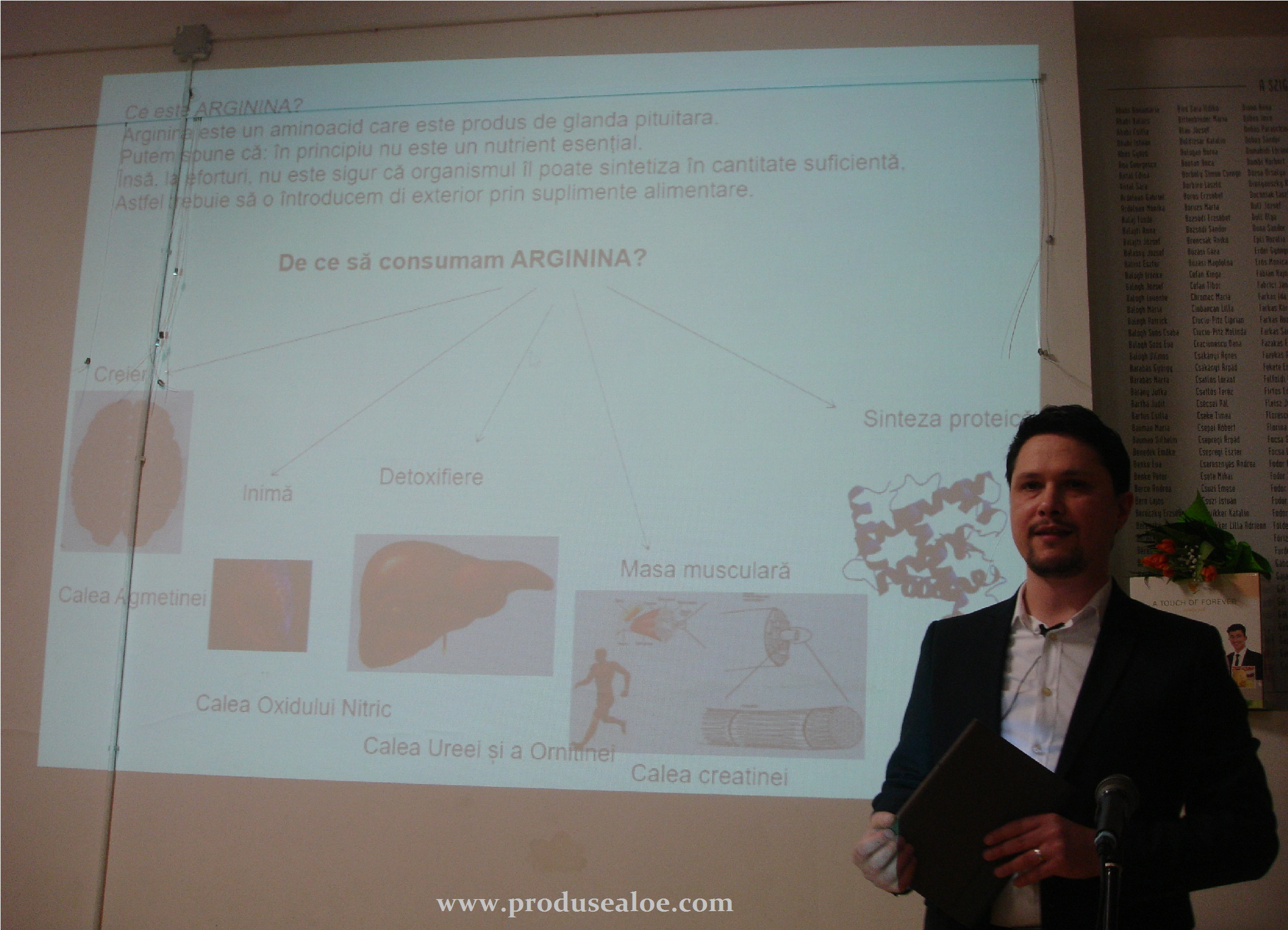 WOW Seminar Oradea Dezvoltare personala si Sanatate Timar Csaba farmacist