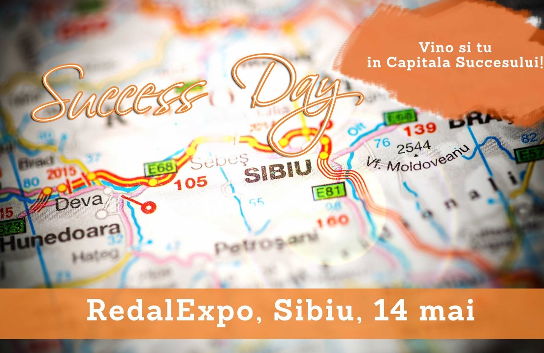 Business Meeting Curs Succes Day Sibiu 2016 dezvoltare personala