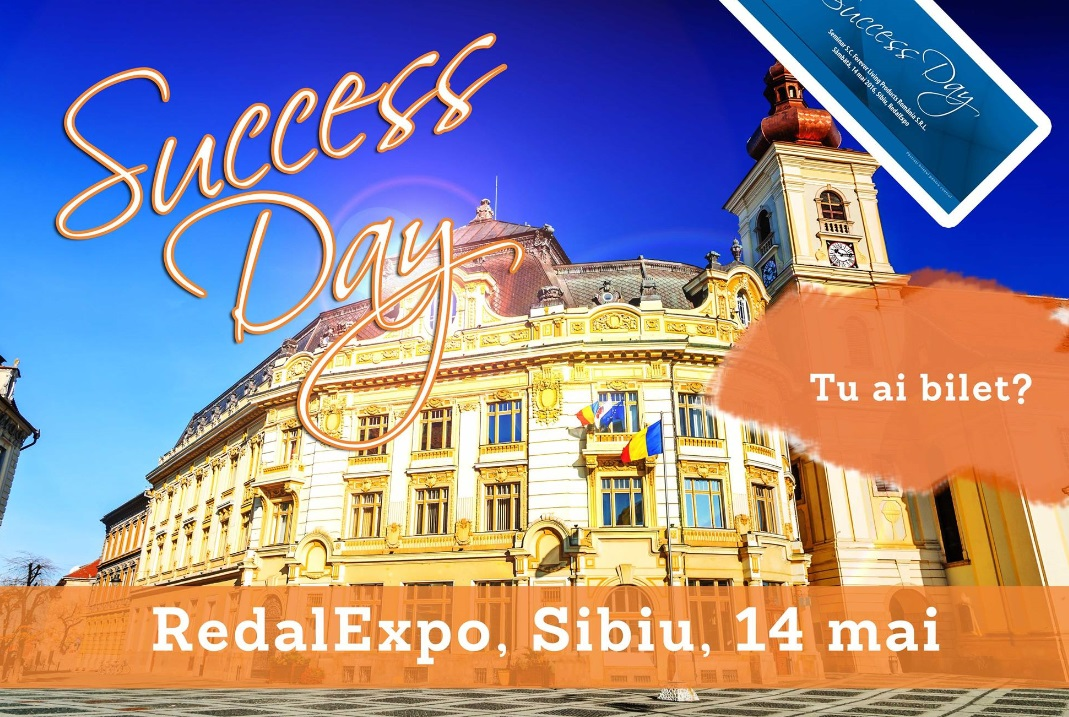 Business Meeting Curs Succes Day Sibiu 2016