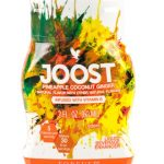 new forever joost pineaple coconut ginger drink