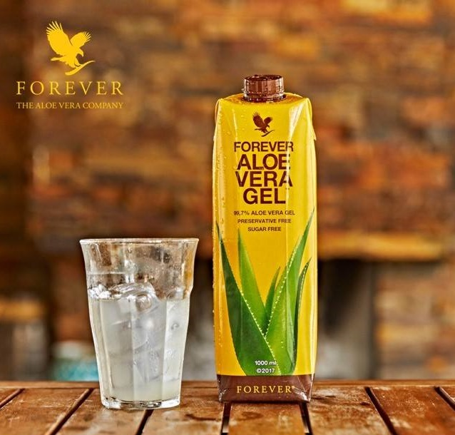 Noul Forever Aloe Vera Gel in Tetra Pak este disponibil si in Romania!