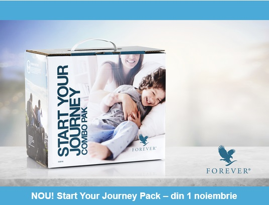 NOU! Start Your Journey Pack 2020